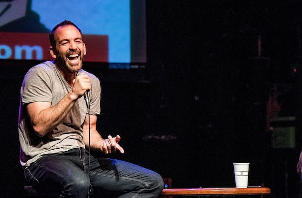 Bryan Callen, Wilbur Theater, Boston