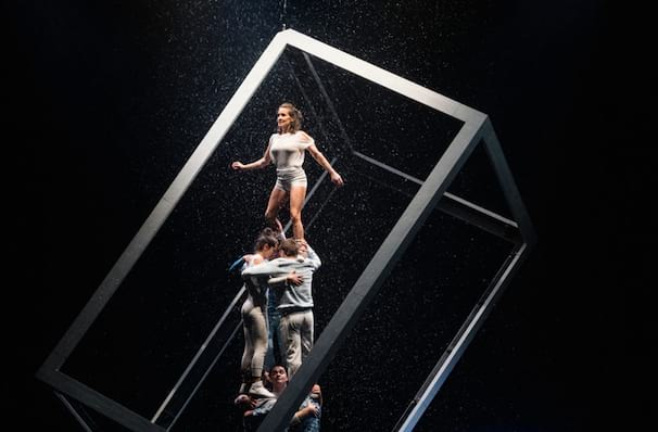 Cirque Flip Fabrique, Keller Auditorium, Portland