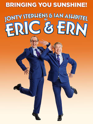 Eric and Ern at Richmond Theatre