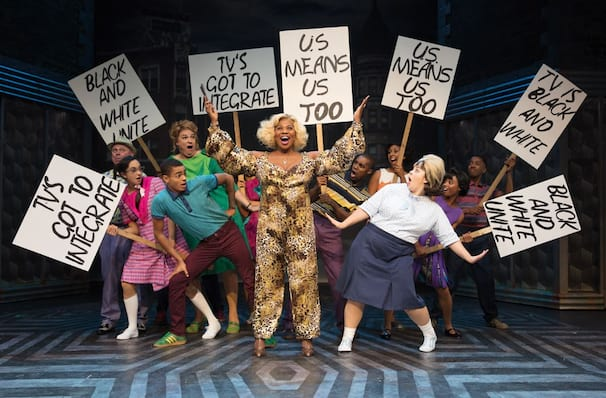 Hairspray, Sunderland Empire, Newcastle Upon Tyne