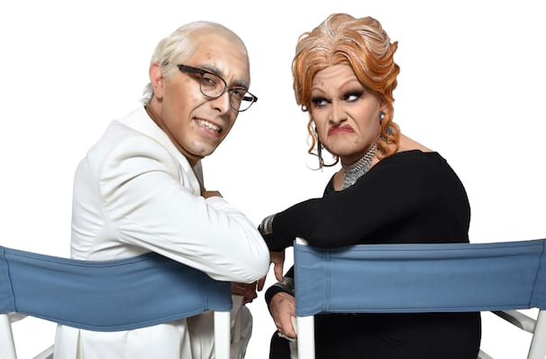 Jinkx Monsoon and Major Scales, Leicester Square Theatre, London