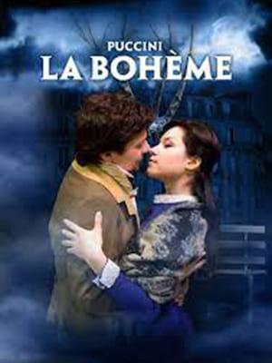 Ellen Kent's La Boheme Poster