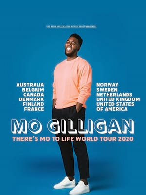 Mo Gilligan at Neptune Theater