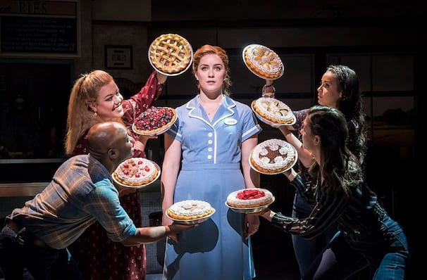 Waitress, Leeds Grand Theatre, Leeds