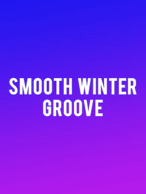 Smooth Winter Groove Poster