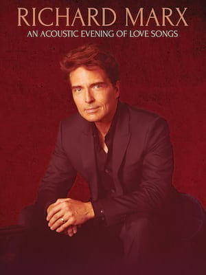 Richard Marx at Infinity Music Hall & Bistro