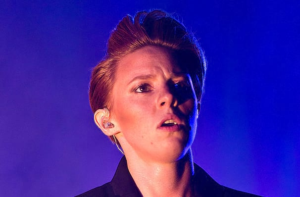 La Roux, Showbox SoDo, Seattle