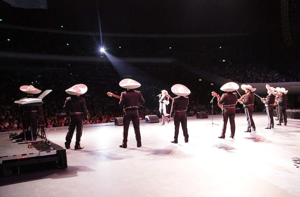 La Adictiva Banda San Jose de Mesillas, Arena Theater, Houston