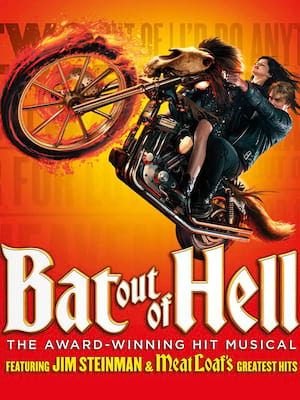 Bat Out Of Hell, Manchester Opera House, Manchester