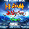 Motley Crue and Def Leppard with Poison, Oracle Park, San Francisco