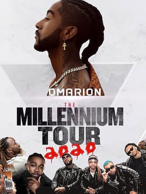 The Millennium Tour Poster