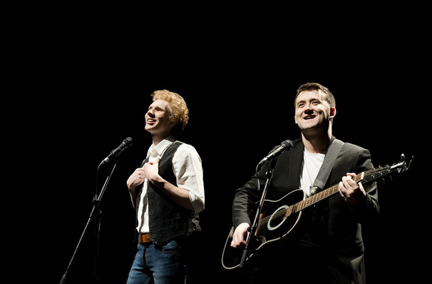 The Simon and Garfunkel Story, Liverpool Empire Theatre, Liverpool