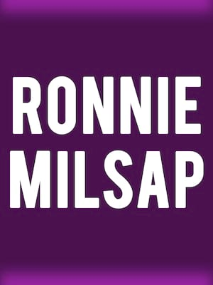 Ronnie Milsap, Steven Tanger Center for the Arts, Greensboro