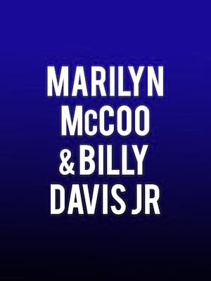 Marilyn McCoo and Billy Davis Jr, Van Wezel Performing Arts Hall, Sarasota