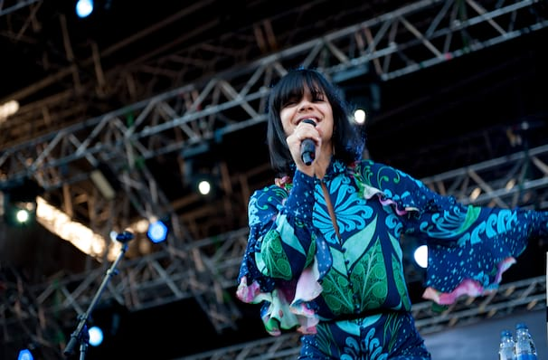 Bat For Lashes, Phoenix Concert Theatre, Toronto