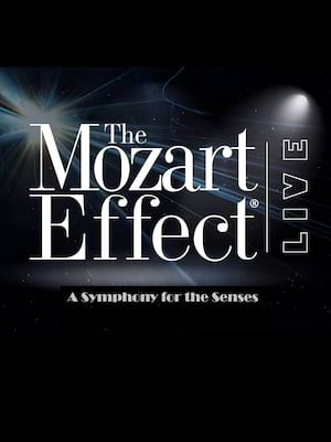 The Mozart Effect: Live! Poster