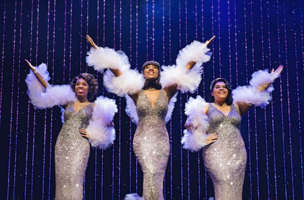 Dreamgirls, Edinburgh Playhouse Theatre, Edinburgh