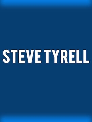 Steve Tyrell at Birchmere Music Hall