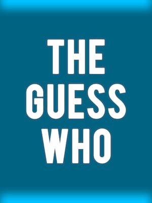 The Guess Who at Tilles Center Concert Hall