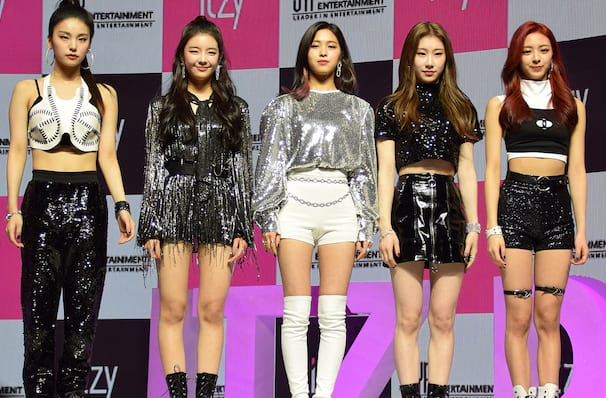 Itzy, Odeon, Cleveland