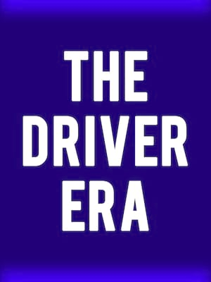 The Driver Era at Webster Hall