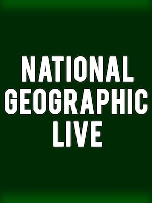 National Geographic Live - Pursuit of the Black Panther at Muriel Kauffman Theatre