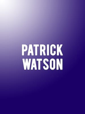 Patrick Watson at The Sinclair Music Hall