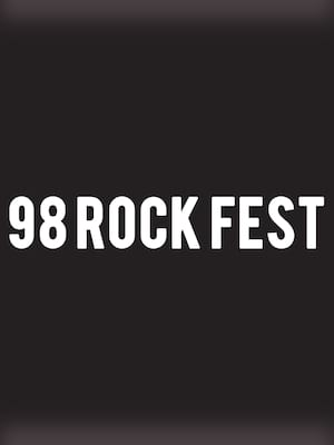 98Rock Fest, Amalie Arena, Tampa