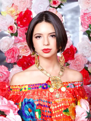 Angela Aguilar at Microsoft Theater