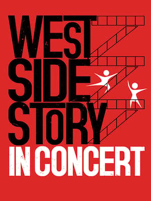 West Side Story in Concert Poster