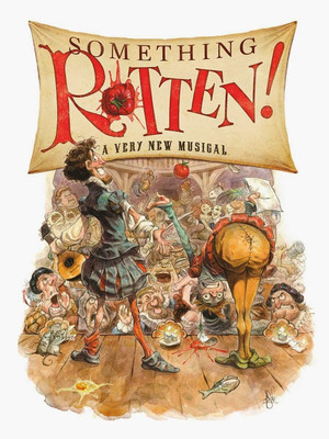 Something Rotten, California Theatre Of The Performing Arts, San Bernardino