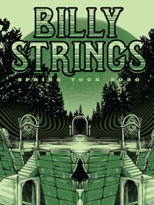 Billy Strings, Greenfield Lake Amphitheater, Wilmington