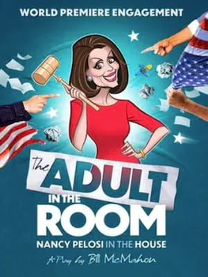 The Adult In The Room Poster