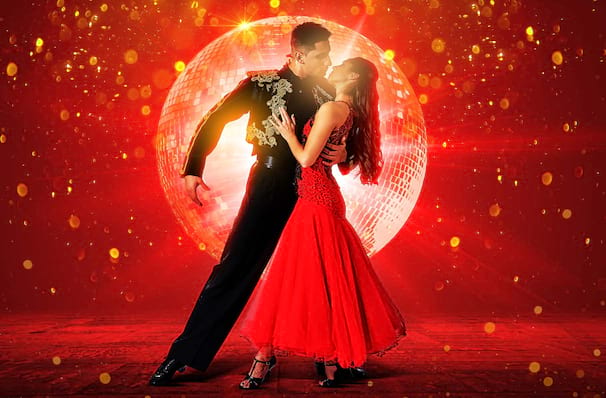 Strictly Ballroom, Sunderland Empire, Newcastle Upon Tyne
