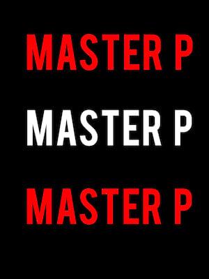 Master P Poster