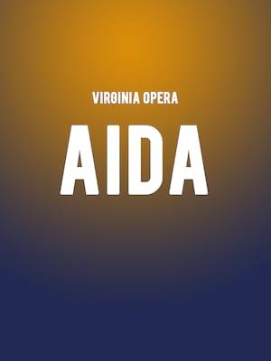 Virginia Opera Aida, Carpenter Theater, Richmond
