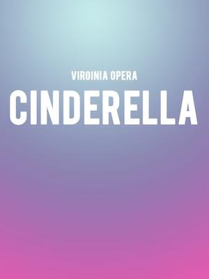 Virginia Opera - Cinderella at Carpenter Theater