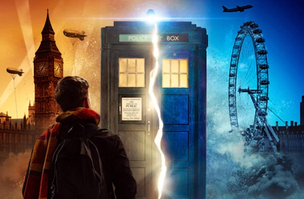 Doctor Who Time Fracture An Immersive Adventure, Immersive LDN, London