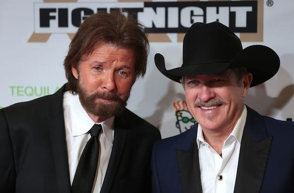 Don't miss Brooks and Dunn one night only!