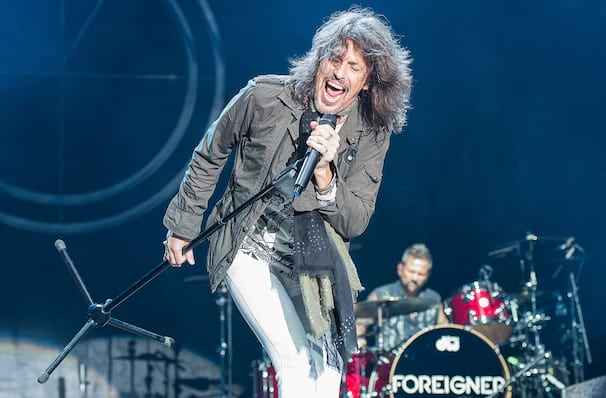 Foreigner with Kansas, Budweiser Stage, Toronto