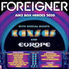 Foreigner with Kansas, Klipsch Music Center, Indianapolis