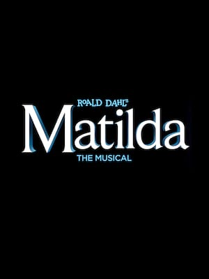 Matilda - The Musical Poster