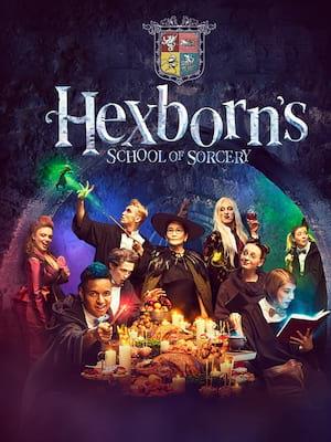 Hexborns School of Sorcery, The Vaults, London