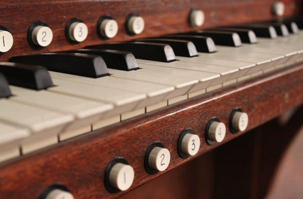 Columbus Symphony Orchestra - Organ Symphony coming to Columbus!