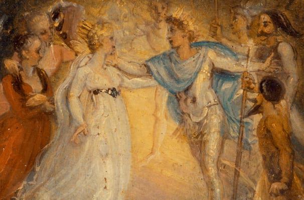 San Francisco Ballet A Midsummer Nights Dream, War Memorial Opera House, San Francisco