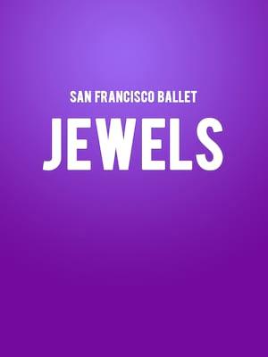 San Francisco Ballet - Jewels at War Memorial Opera House