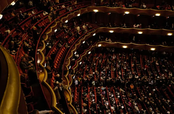 Los Angeles Opera Rodelinda, Dorothy Chandler Pavilion, Los Angeles