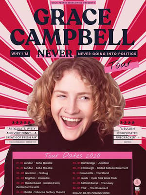 Grace Campbell Poster