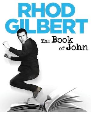 Rhod Gilbert Poster