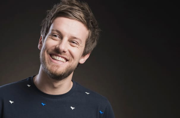 Chris Ramsey coming to Manchester!